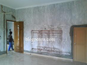 Photo: 3a. KT sebelum wallpaper