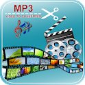 Convertisseur vidéo à MP3 icon