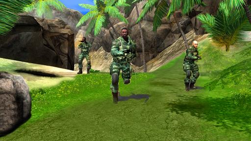 Rules of Jungle Survival-Last Commando Battlefield 1.0 8
