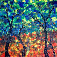 Photo: Heath at Sunset Hargraves Lookout Medium-Oil Size 90cmx90cm Price $300 Sold