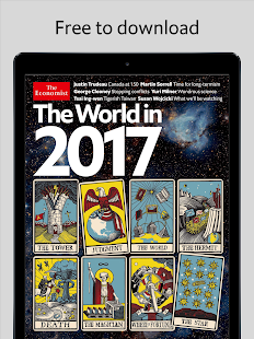 The World in 2017- screenshot thumbnail