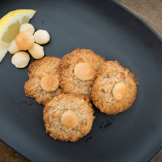 Lemon Macadamia Cookie Recipe
