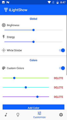 iLightShow for Philips Hue for PC