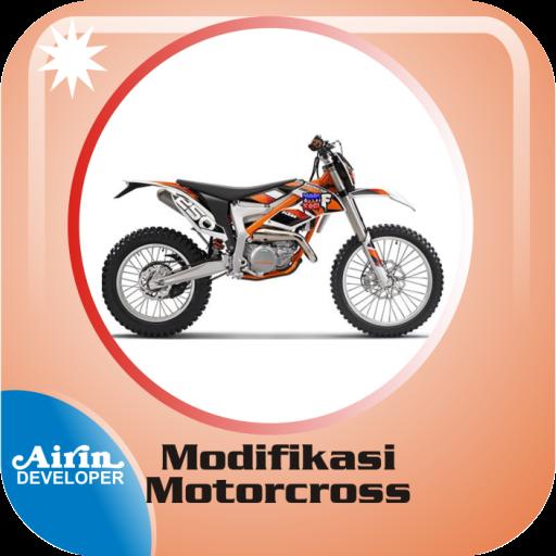 Modifikasi Motor Cross Trail