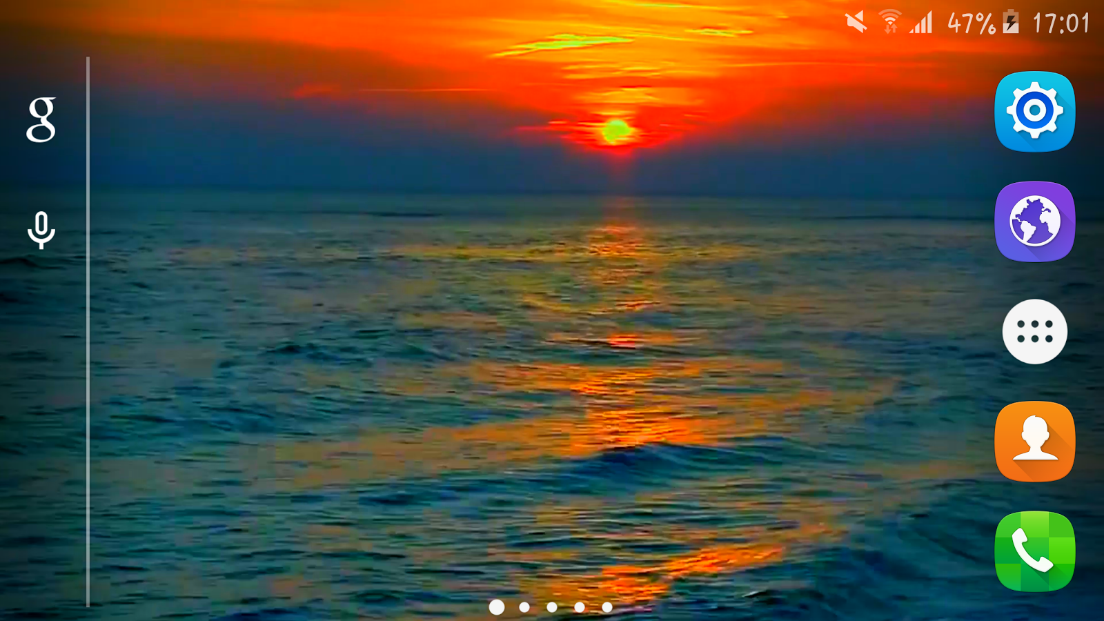 Ocean Live Wallpaper- screenshot