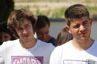 Photo: 30.05.2015.- Visita alumnado Lycée René Cassin de Bayona. Tumba de Lorenzo Sipán