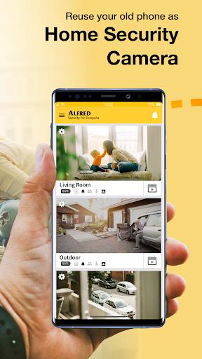 Alfred Home Security Camera 3.15.1 (build 1678) screenshots 2