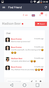 Find Friend Live Chat screenshot 1