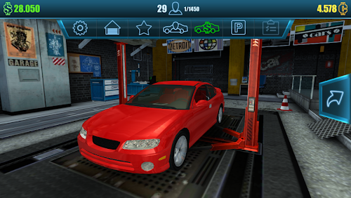 Car Mechanic Simulator 2016 Screenshot