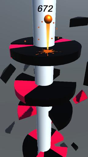 Helix Crush : Ball Jump 1.0 screenshots 2