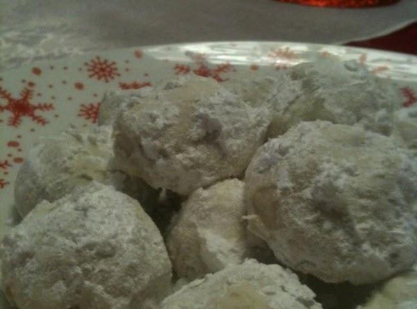 Secret Kiss Cookies/russian Tea Cakes With A Twist Recipe