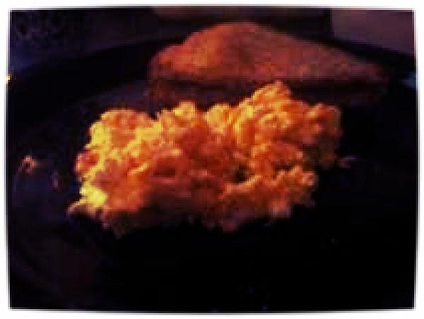Greek Breakfast Scramble Recipe