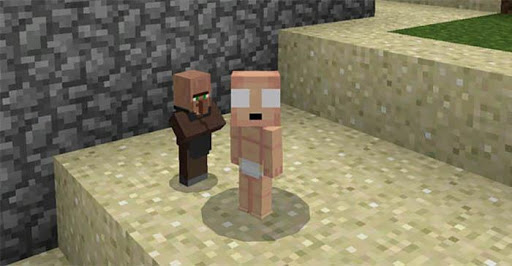 Baby Player mod for Minecraft 2.0.1 screenshots 1