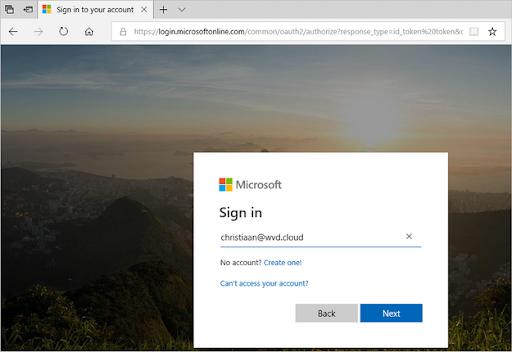 Windows IT Pro – Getting started: Windows Virtual Desktop ARM-based Azure portal