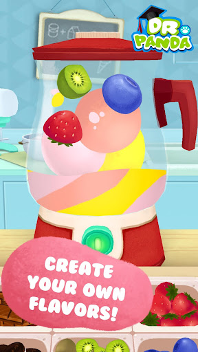 Dr. Panda Ice Cream Truck Free  screenshots 5
