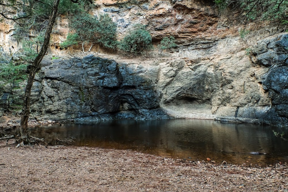Should Dripping Rock be on a list of the top 10 attractions in Narrabri Shire?