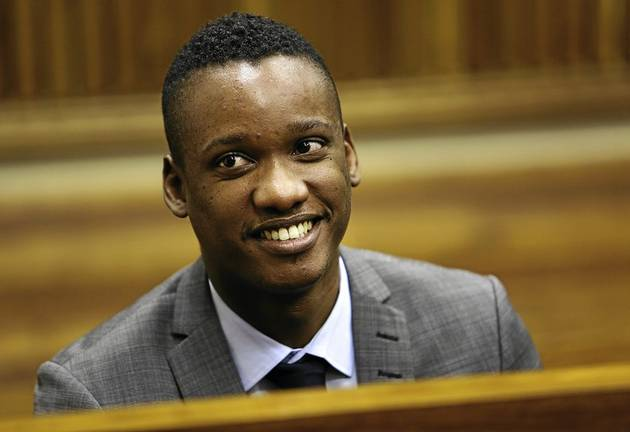 President Jacob Zuma's son Duduzane Zuma. File photo.