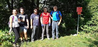 Markiranje i čišćenje Jaskanskog planinarskog puta