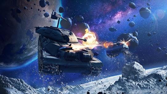 World of Tanks Blitz MMO MOD APK (Unlimited Money) 1