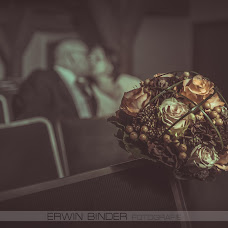 Wedding photographer Erwin Binder (ErwinBinder). Photo of 26.10.2016