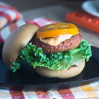 Beyond Meat Veggie Burger Recipe
