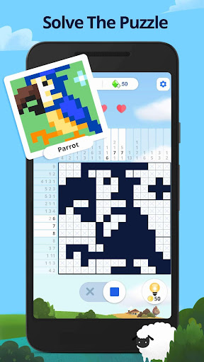 Nonogram - Logic Picross 1.0.5 screenshots 1