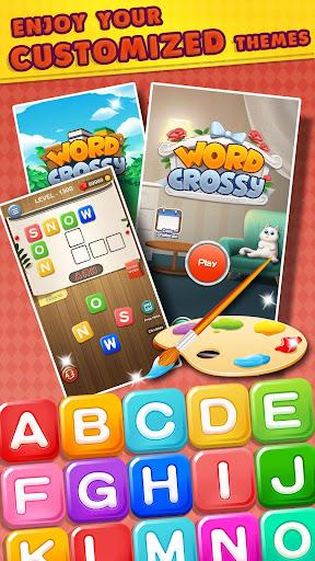 Word Crossy! - A Crossword Scrabble Puzzle  screenshots 5