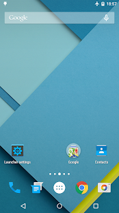 Lollipop Launcher- screenshot thumbnail