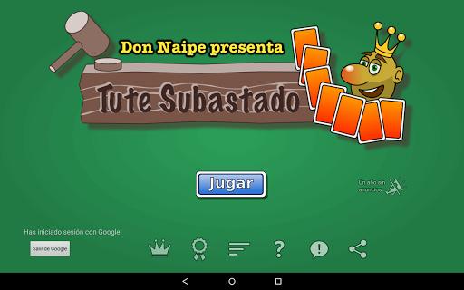 Tute Subastado 1.3.0 screenshots 10