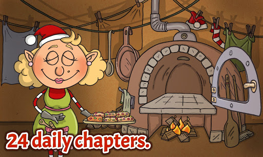 Elf Adventure Christmas Countdown Story 2017 screenshot 9
