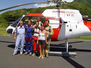 Photo: Premier Tandem en Polynésie