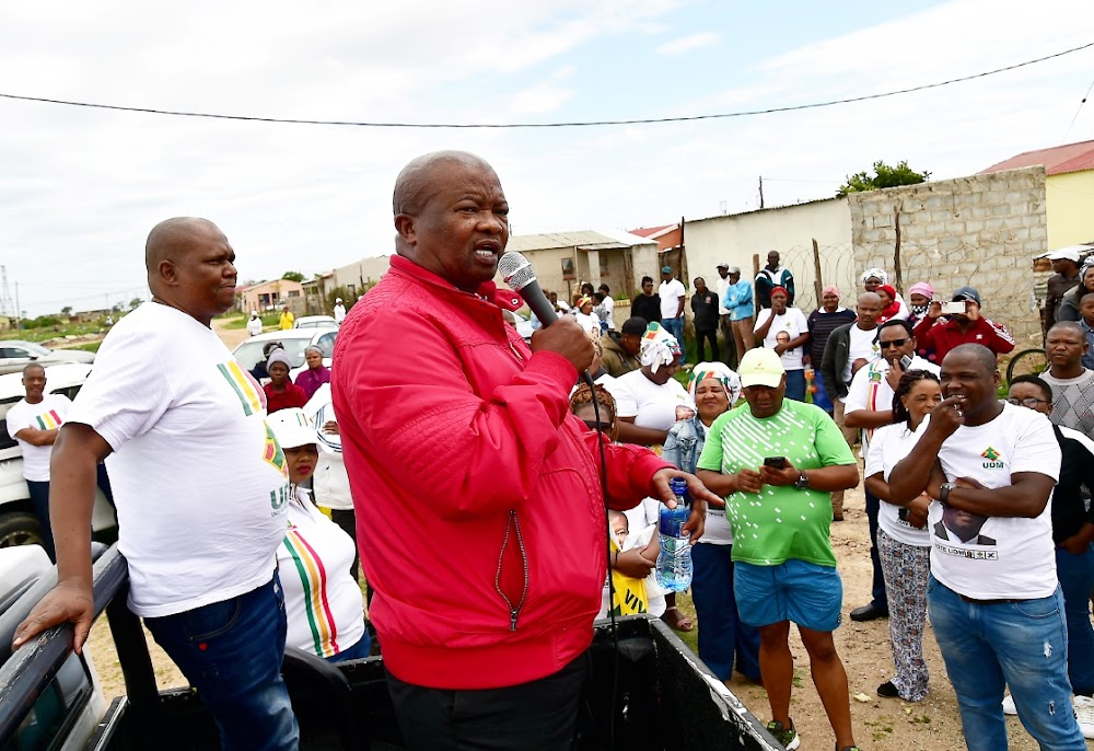 'No-one will dictate to the UDM in Nelson Mandela Bay' - HeraldLIVE