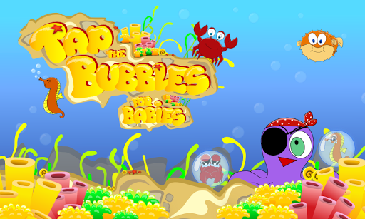 Tap the Bubbles for Babies