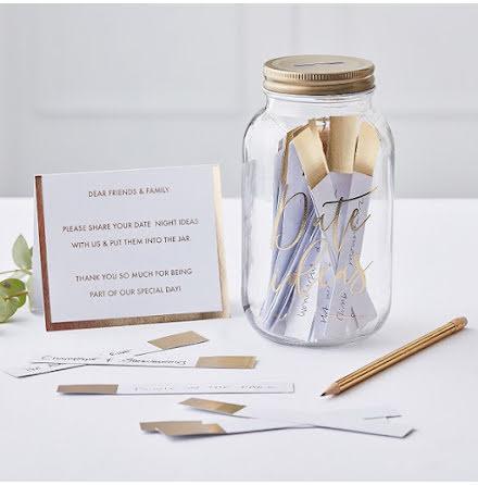 Glasburk Dateideas - Gold wedding