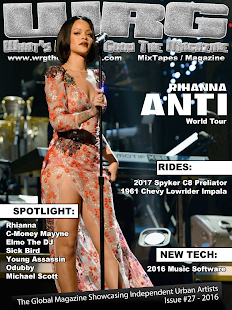 Whats Really Good The Magazine- screenshot thumbnail