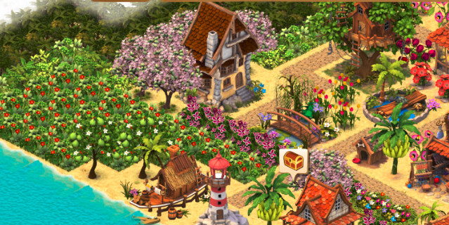 Shipwrecked:Castaway Town- screenshot
