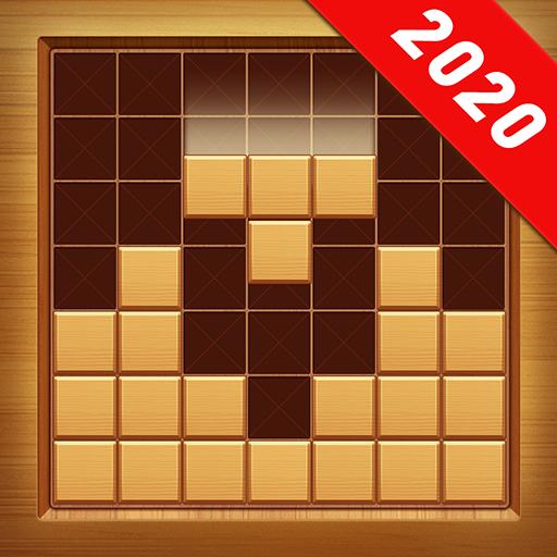Holz Block Puzzle - Kostenloses Block-Puzzle-Spiel