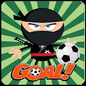 Ninja Touch Soccer