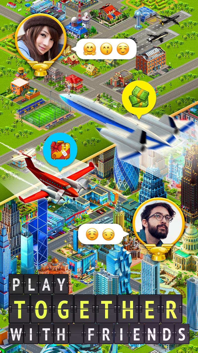 Airport City: Airline Tycoon Screenshot 3