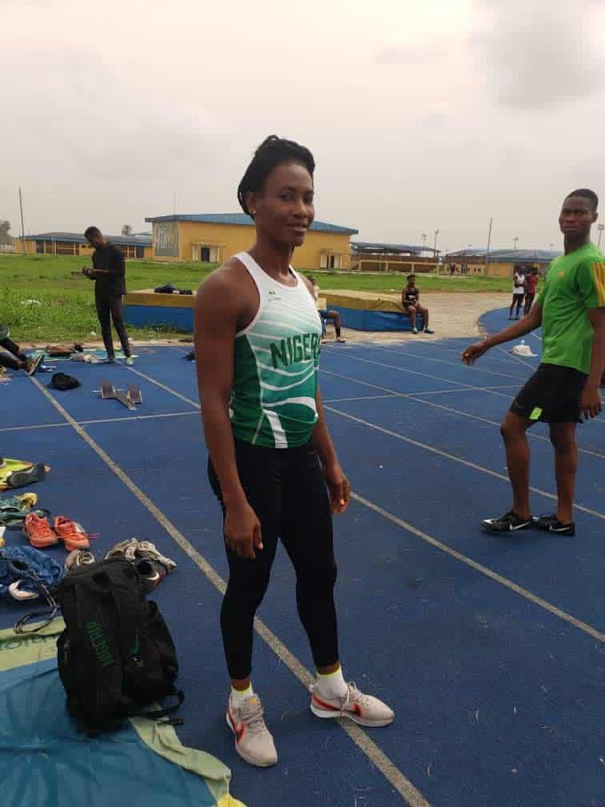 Grace Ayemoba, Rivers State Athlete Reveals Plan For National Sports Festival