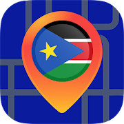 🔎Maps of South Sudan: Maps Without Internet