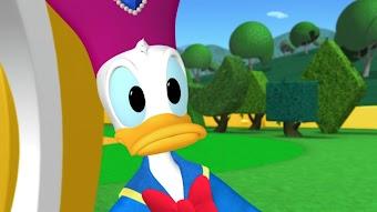 Donald the Genie