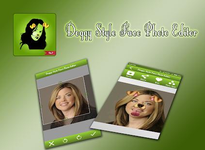 Doggy Style Face Photo Editor - náhled