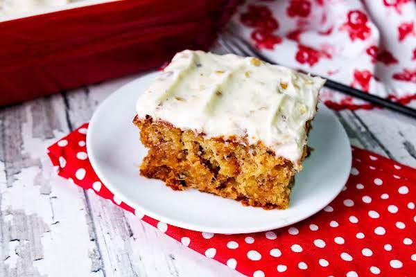 A Slice Of Preacher Cake.