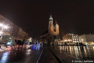 Photo: Szent Mária-székesegyház Rynek Głowny és a lovashintók