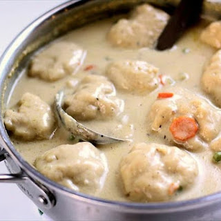 BEST EVER Chicken & Dumplings.