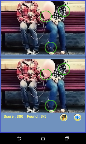 android Find Differences 2 Screenshot 1