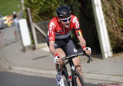 Tim Wellens over zijn plannetje om het Alejandro Valverde lastig te maken in de Waalse Pijl