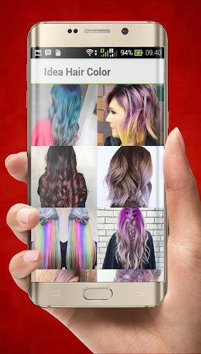hair color ideas new screenshot 1