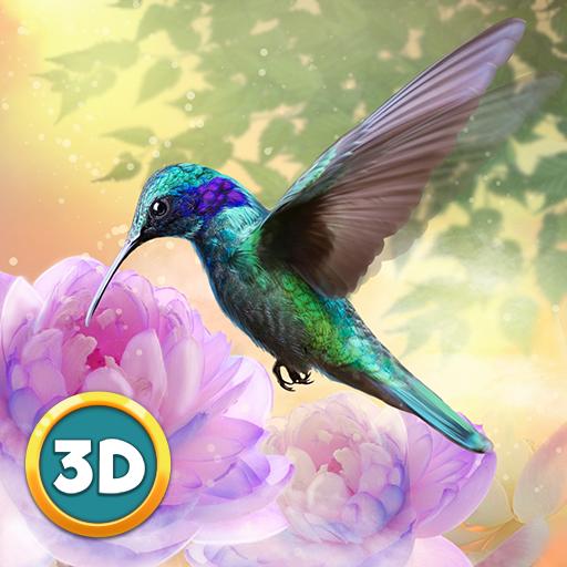 Hummingbird Simulator 3D